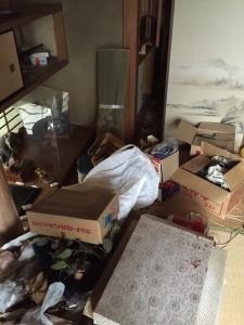 ごみ屋敷清浄